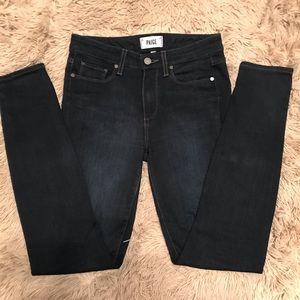 Paige Hoxton ultra skinny jeans Sz 26